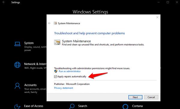Solve Windows 10 Stops Responding Error 2
