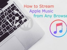 Stream Apple Music Any Browser