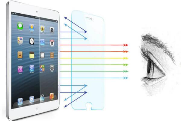 i-Deal iPad Blue Light Filter Screen Protector