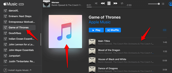 stream apple music in browser 3