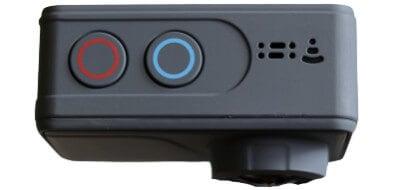 AKASO V50 Pro Side Buttons