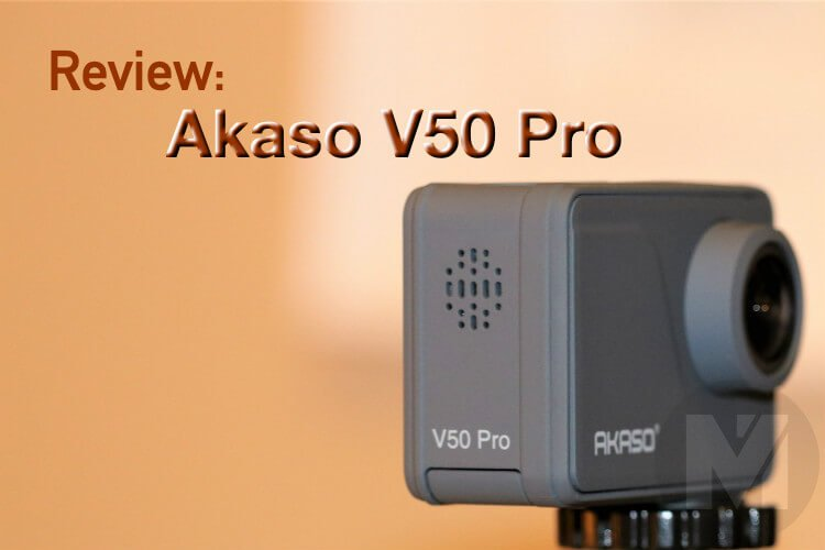 AKASO V50 Pro Review: 4K WiFi Action Camera for a Budget Price