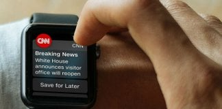 Apple Watch News Apps