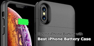 Best iPhone Battery Case to Extend Battery Life