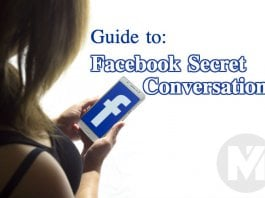 Facebook Secret Conversations