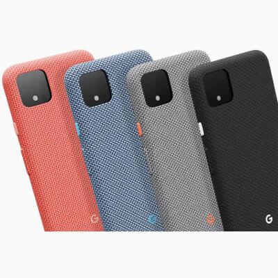 Google Pixel 44XL Fabric Case