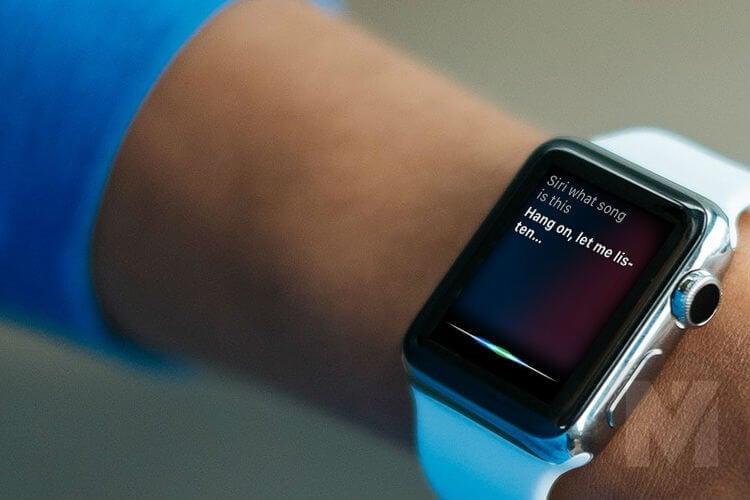 Identify Songs using Siri Song Identifier on Apple Watch