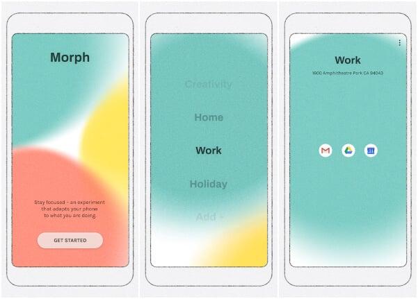 Experimental Digital Wellbeing App