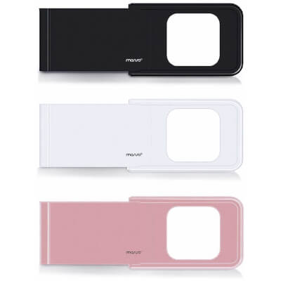 MOSISO (3 Pack) 0.026 Inch Webcam Cover
