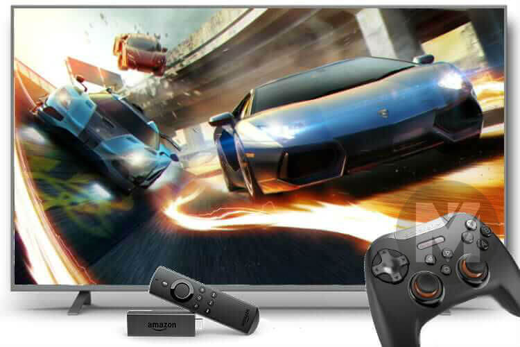 Best Game Controller Amazon Fire TV