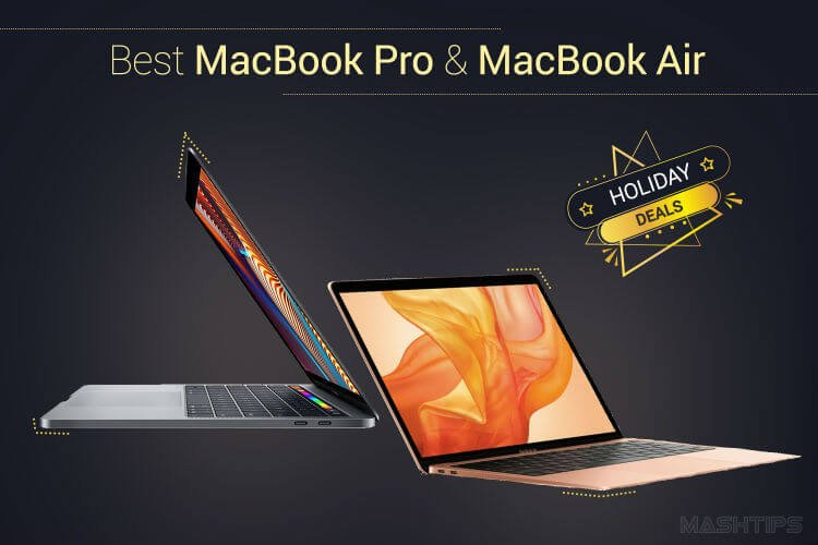 MacBook Air and MacBook Deals from Amazon & BestBuy