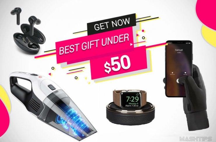 Best Tech Gifts Under $50