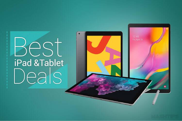 Best iPad Samsung Tab Surface Deals