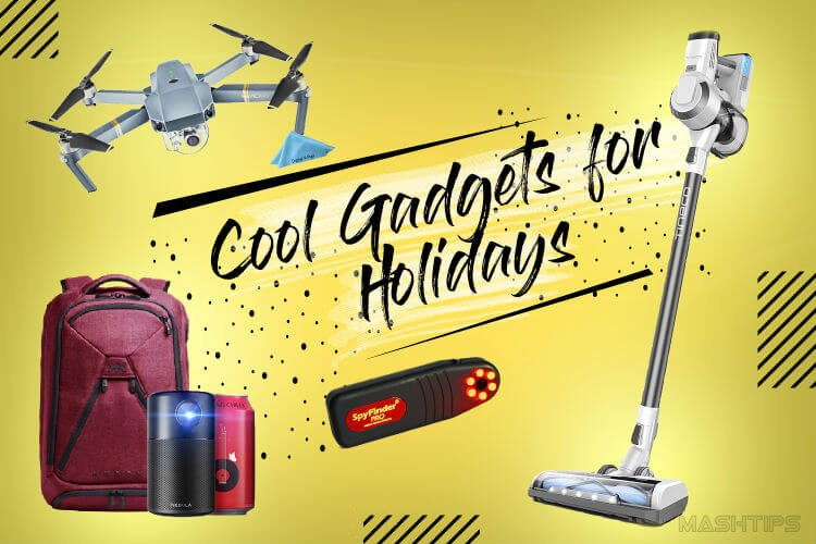 Cool Gadgets Hollidays 2019