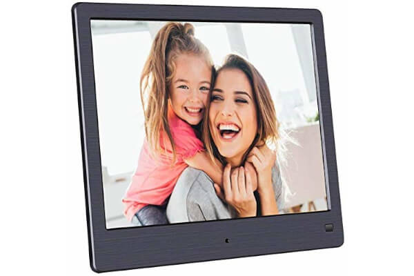 BSIMB Digital Picture Frame-Upgraded Digital Photo Frame 8 Inch