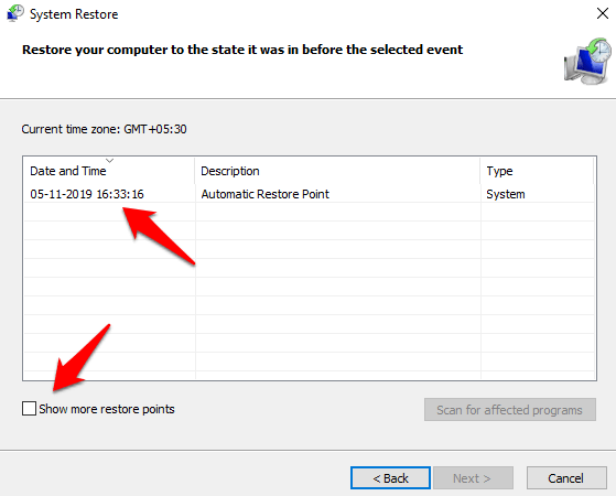 Fix DPC Watchdog Violation Error in Windows 10 3