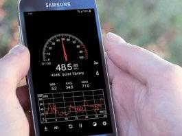 Gte Decibel Meter Android Sound Measure