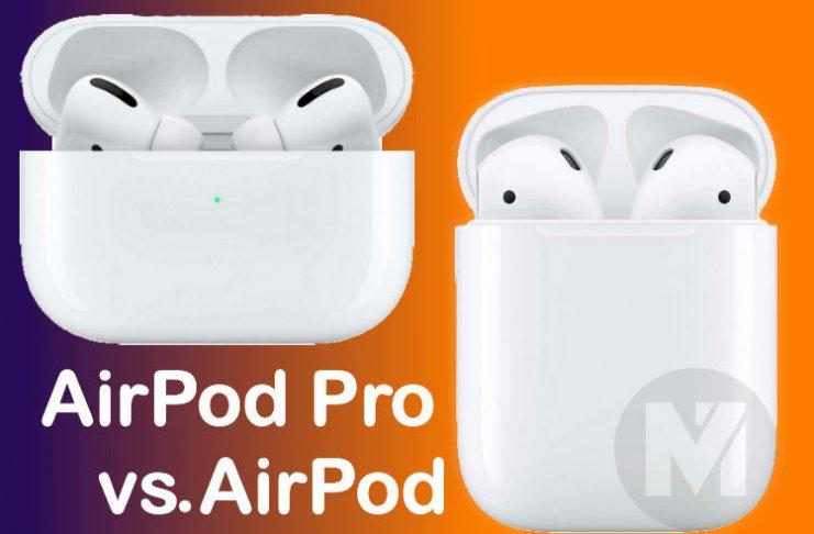 How Choose AirPod Pro vs AirPod