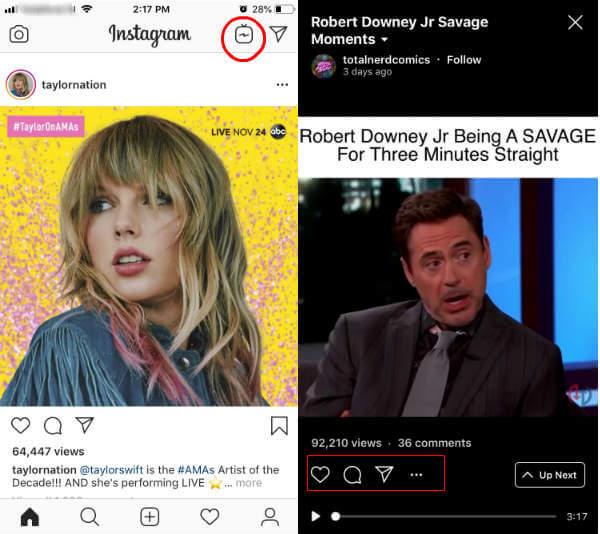 Instagram launch igtv