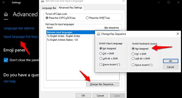 Keyboard Language Keeps Changing on Windows 10 5
