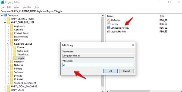 Keyboard Language Keeps Changing on Windows 10 6