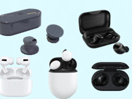 Pixel Buds vs AirPods Pro vs Galaxy Buds vs Surface Earbuds vs Echo Buds
