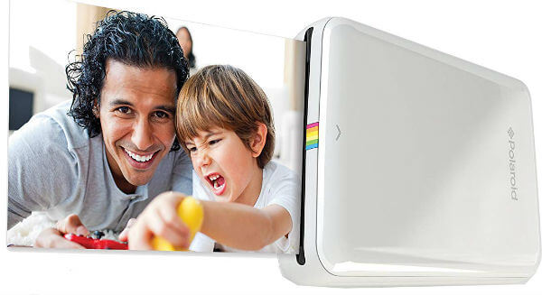 Polaroid ZIP Wireless Mobile Photo Printer