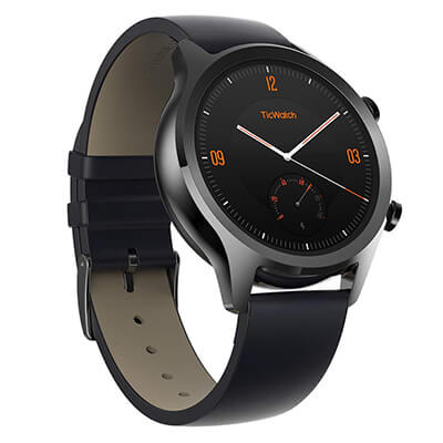 TicWatch 2 Wear OS smartwatch