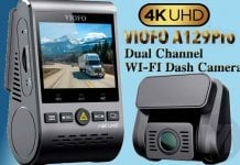 VIOFO A129Pro 4K Dual DashCam Review