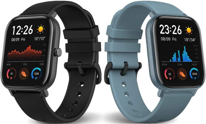 Amazfit GTS Review Design
