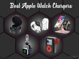 Best Apple Watch Chargers