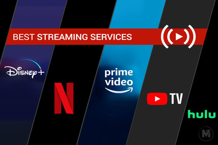 Best Streaming Services: Quick Comparison Between Disney+, Netflix and more.