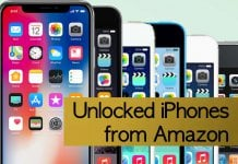 Best Unlocked iPhones from Amazon
