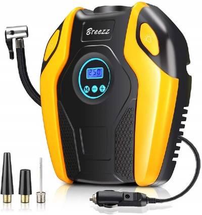 Breezz Digital Tire Pump
