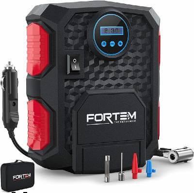 Fortem Portable Tire Inflator