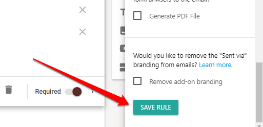 Get Google Form Email with Form Content