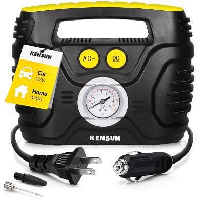 Kensun Portable Air Compressor Pump