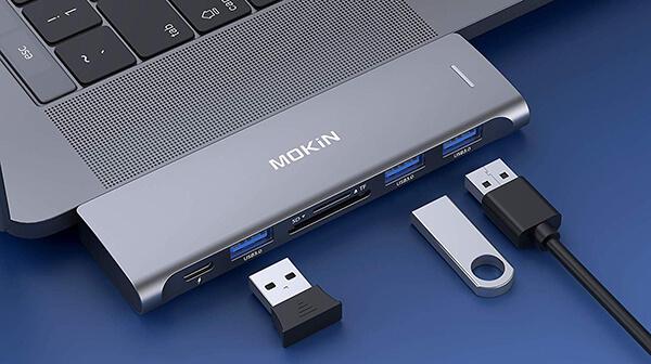 USB Hub for MacBook Pro