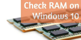 How to check how much RAM you have in your PC