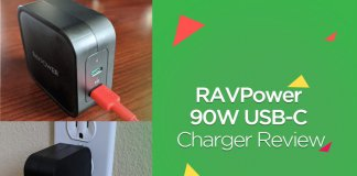 RAVPower-90W-USB-C-Charger-Review