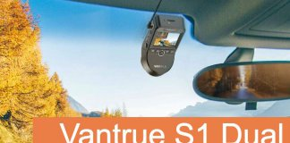 Vantrue S1 Dual Dashcam Review