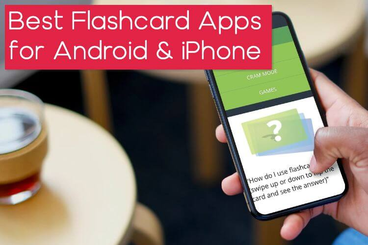 12 Best Flashcard Apps for Android and iPhone