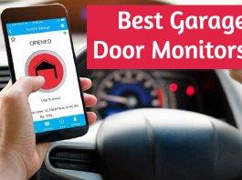 Best Garage Door Monitors