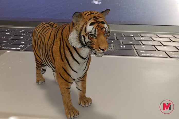 How to Bring Google 3D Animals