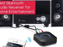 Best Bluetooth Audio Receiver for Home Entertainment