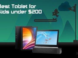 Best Tablet for Kids Under $200