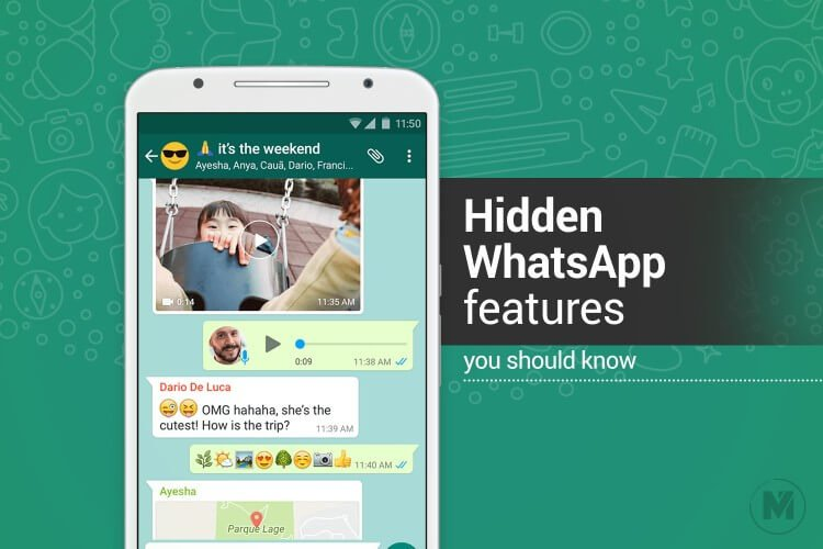 7 Hidden WhatsApp Features You Should Know About