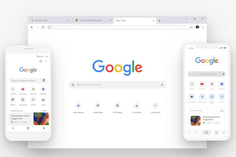 How to Share Link between PC and Mac using Chrome
