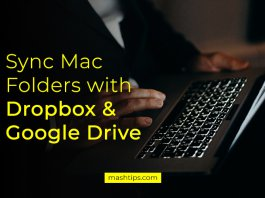 How to Sync Mac Folders with Dropbox and Google Drive