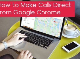 How To Make A Call From Google Chrome Browser